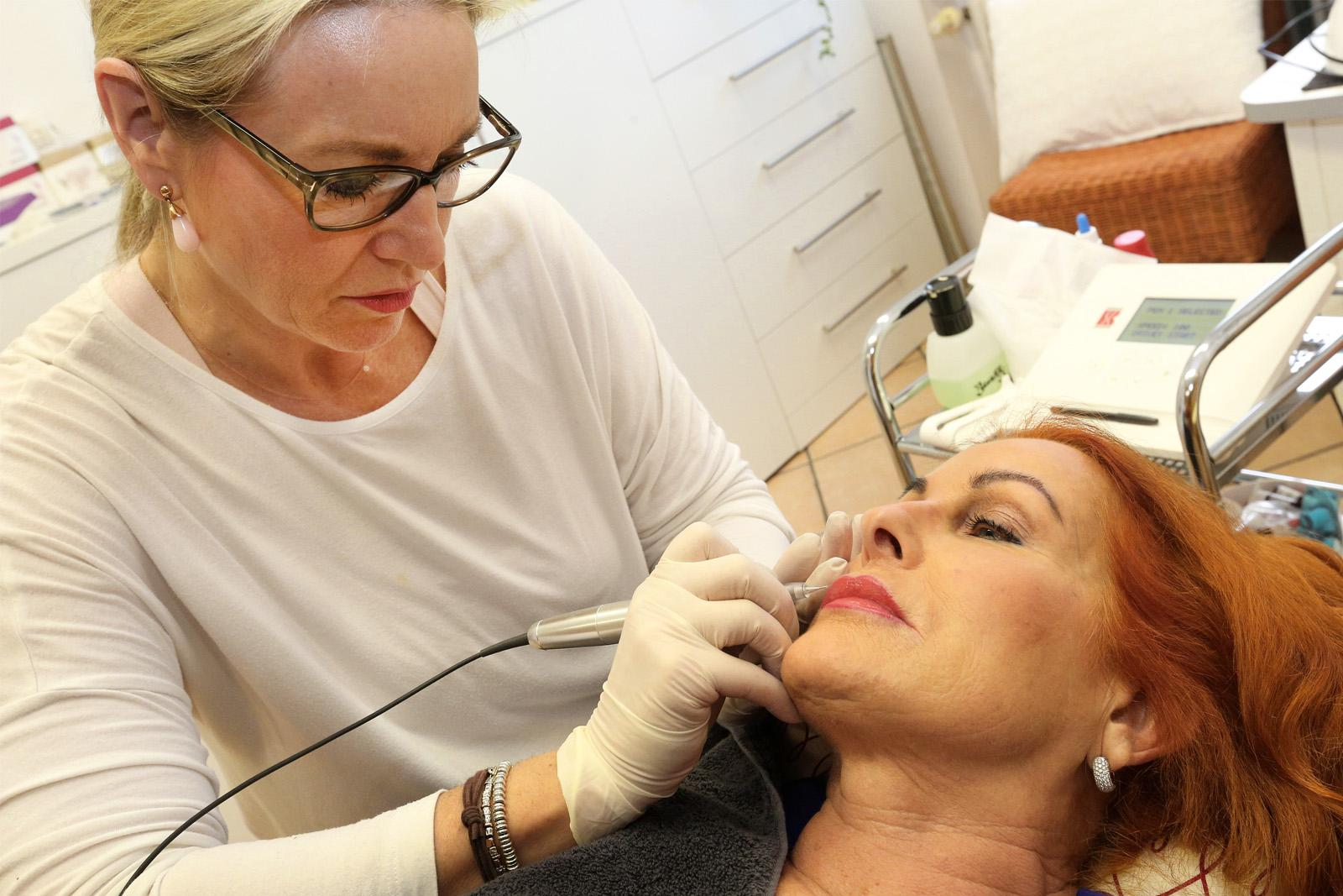 Permanent Make-up Christa Ballas